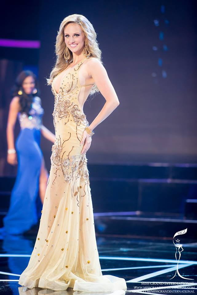 Miss Grand United States of America 2015 - Lauren Peterson