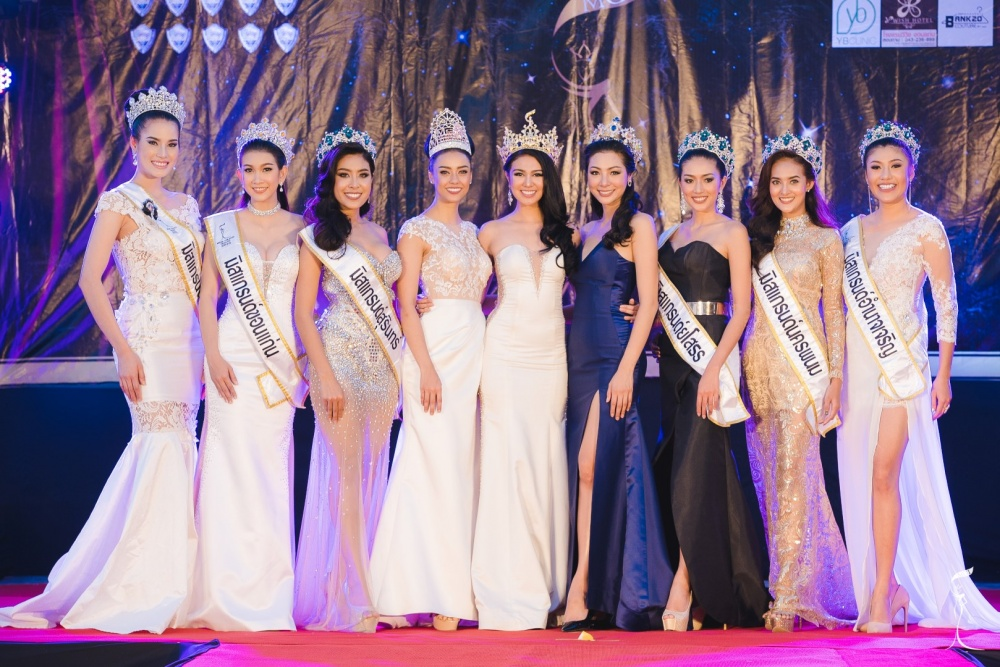 Miss Grand Khon Kaen 2017 Official Press Conference 20-01-17